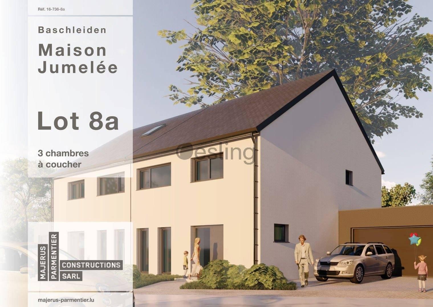 Sale Semi-detached house Baschleiden